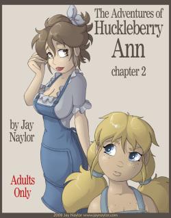 The Adventures of Huckleberry Ann Ch. 2