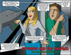 Stephanie and the Dolphin