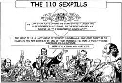 The 110 Sexpills