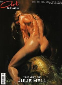 Art Fantastix 05 - The Art of Julie Bell
