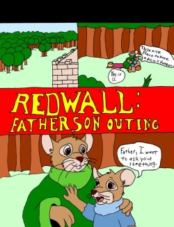 Redwall: Father and Son Outing