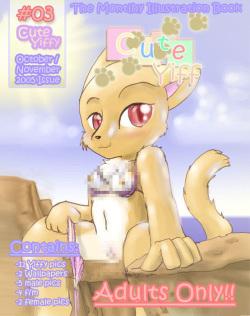 Cute Yiff issue 3