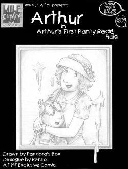 Arthur's First Panty Raid