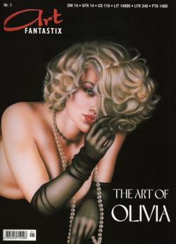 Art Fantastix - The Art of Olivia de Berardinis