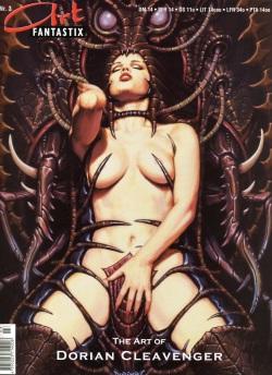 Art Fantastix - 03 - The Art of Dorian Cleavenger